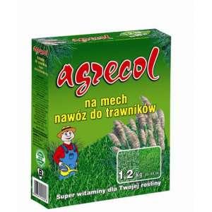 Агрекол, удобрение для газонов для борьбы с мхом, 1,2 кг фото, цена