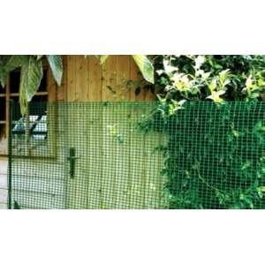 Сетка для декоративного ограждения Хобби 30 50м х 1м (зеленый) фото, цена
