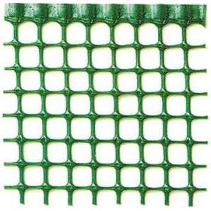 Сетка для декоративного ограждения Квадра 10 50м х 0,5м (зеленый) фото, цена