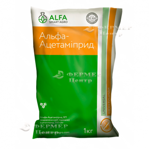 Альфа Ацетамиприд - инсектицид,0,5 кг, Альфа Химгруп Украина фото, цена