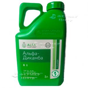 Альфа Дикамба к.э. - гербицид, Альфа Химгруп, Украина фото, цена