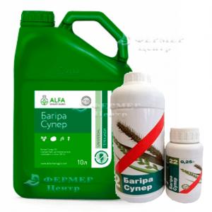 Багира Супер к.э. - гербицид, Альфа Химгруп Украина фото, цена