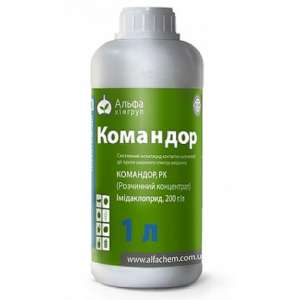 Командор - инсектицид, 1 л, Альфа Химгруп Украина фото, цена