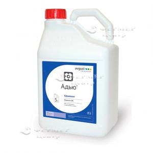 Адью - адъювант (поверхностно-активное вещество), 5 л, Avgust (Август) фото, цена