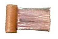 Щетка малая высевающего аппарата 96/6 (для сеялок СОР, СОМ,СОТ), Роста (Rosta), Украина  фото, цена