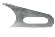 Сбрасыватель толщиной 0,7 мм для  втулки 52/1,0 к сеялкам: СОР; СОМ; СОТ, Роста (Rosta), Украина  фото, цена