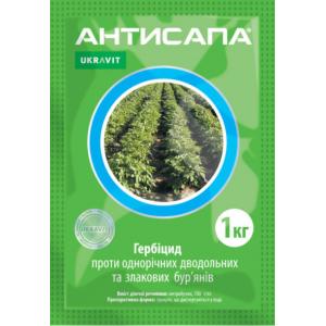 Антисапа - гербицид, Укравит Украина фото, цена