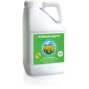 Командир - гербицид, 5 л, Укравит Украина фото, цена