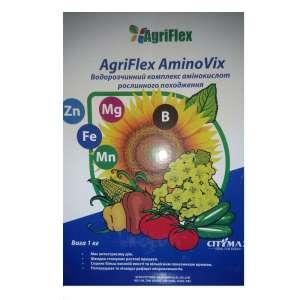 Аминовикс Агрифлекс - водорастворимый стимулятор роста, 1 кг, LEILI Китай фото, цена