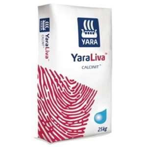 Кальциевая селитра - водорастворимый нитрат кальция, 25 кг, Yara Liva (Яра), Норвегия фото, цена