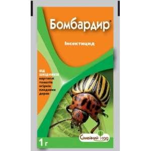 Бомбардир - инсектицид, 1 г фото, цена