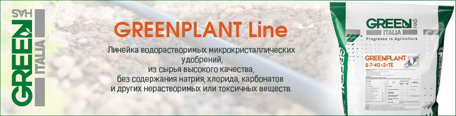 Гринплант удобрения