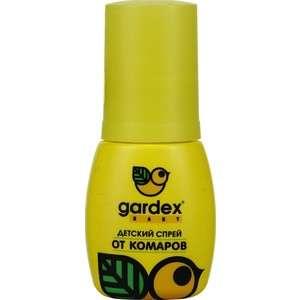 Гарбекс Бейби (Garbex Baby) - детский спрей от комаров (50 мл) фото, цена