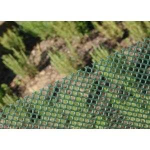 Сетка для декоративного ограждения Аири 30м х 1м (зеленый) фото, цена