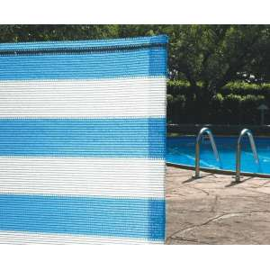 Сетка для затенения Солеадо 50м х 2м (бело-голубой, затенение - 85%) фото, цена