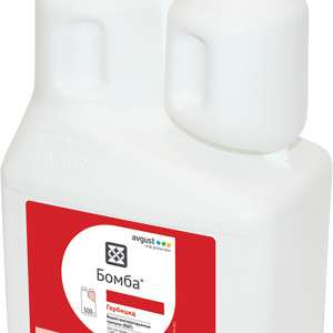 Бомба Микс - гербицид, 4,2 л+ 250 г, Avgust (Август) фото, цена