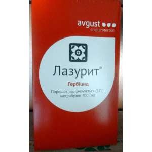 Лазурит - гербицид, 0,5 кг, Avgust (Август) фото, цена
