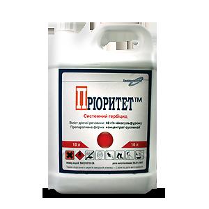 Приоритет - гербицид (10 л) Химагромаркетинг фото, цена