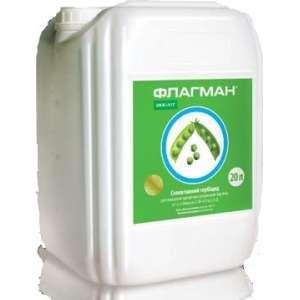 Флагман - гербицид, 20 л, Укравит Украина фото, цена