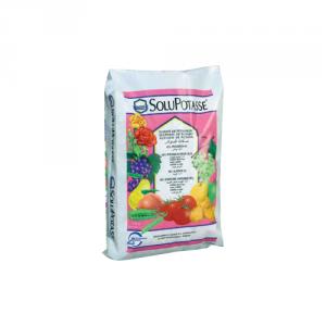 Сульфат калия (солюпотас) - удобрение, 1 кг, Бельгия - Фасовка  фото, цена