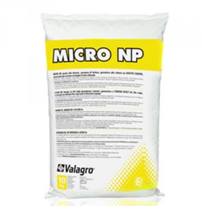 Микро NP - азотно-фосфорное удобрение, обогащенное цинком, 10 кг, Valagro  фото, цена