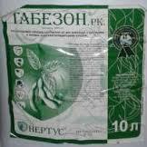Табезон в.р. - гербицид, (10 л), Нертус (ТОВ) фото, цена