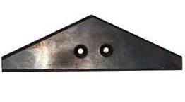 Полольный нож культиватора на КР-1, КПА  (ширина 220 мм), Роста фото, цена