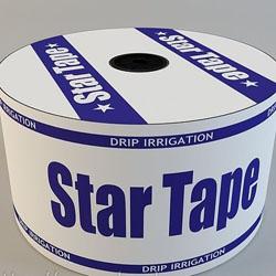 Капельная лента Star Tape (Стар Тейп) 8 милс, 20 см, 0,38 л/ч, 500 м бухта, Украина фото, цена