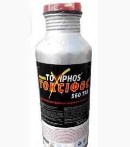 Токсифос - фумигант, 1 кг фото, цена