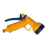 Пистолет - разбрызгиватель, пластиковый с фиксацией потока, Verano Испания фото, цена
