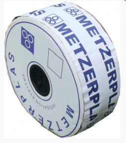 Капельная трубка Lin Metzerplas (Метцерпласт) 6 милс, 40 см, 1,6 л/ч, 3000 м бухта, Израиль фото, цена